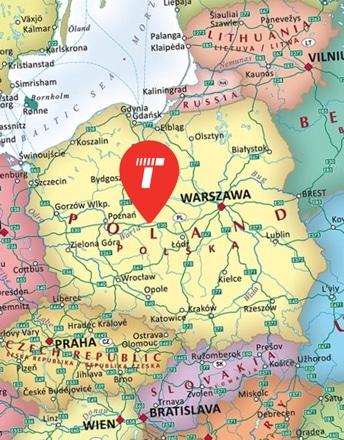 zdjęcie mapki z lokalizacją