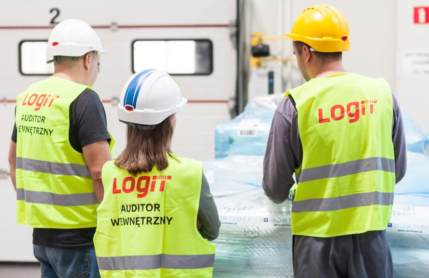 Magazyn logistyczny Konin LOGIT