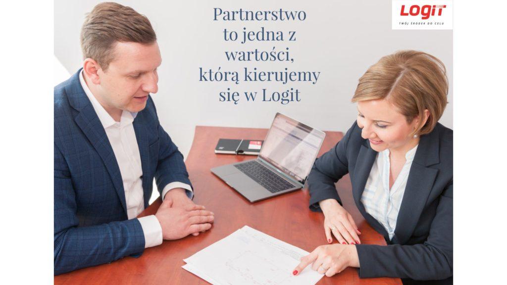 współpraca w logistyce